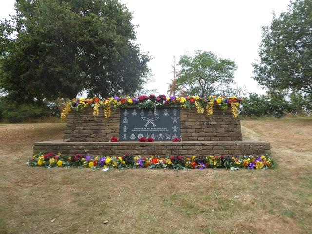 VJ Day at the National Memorial Arboretum (877)