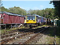 TR2548 : An old Pacer on the East Kent Railway at Shepherdswell by Marathon