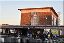 TQ1779 : Northfields Station by N Chadwick