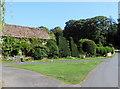 SP2005 : Topiary, Eastleach Turville by Des Blenkinsopp