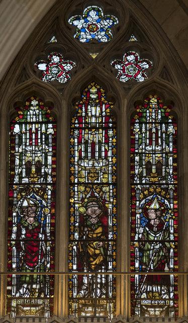 Window NIII, Wells Cathedral