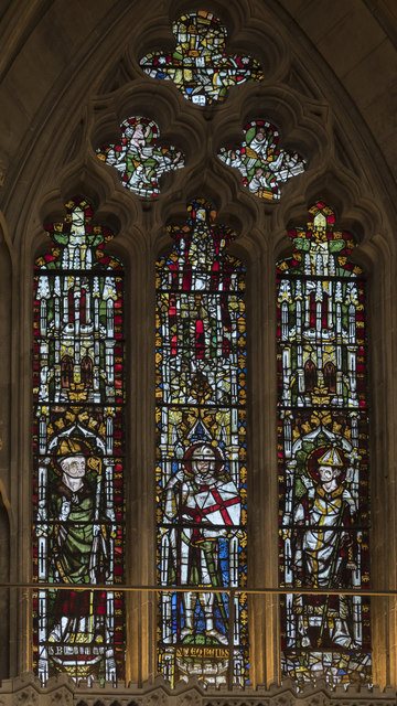 Window NII, Wells Cathedral
