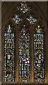 ST5545 : Window NII, Wells Cathedral by Julian P Guffogg