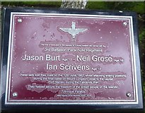 SK1814 : VJ Day at the National Memorial Arboretum (1027) by Basher Eyre