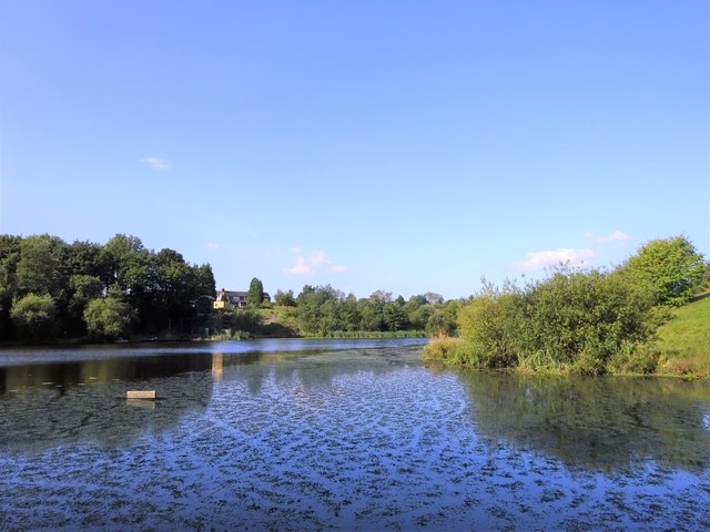 Crime Lake, Daisy Nook country park