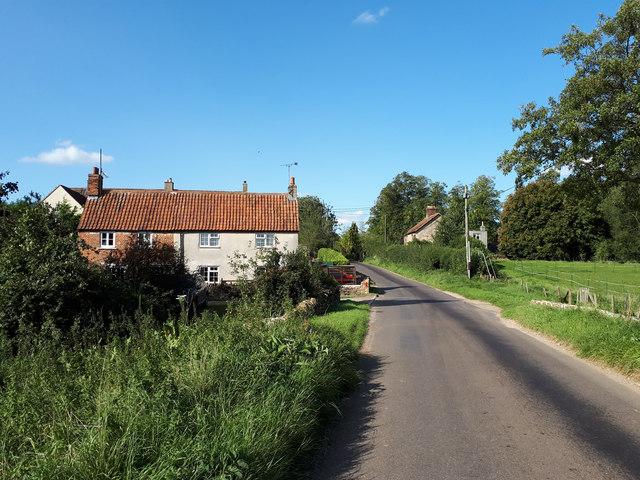 Bridge Cottages, Foxley