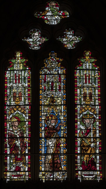 Window SII, Wells Cathedral