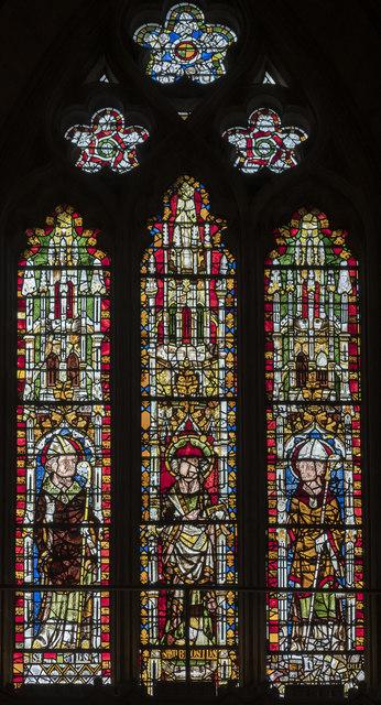 Window SIII, Wells Cathedral