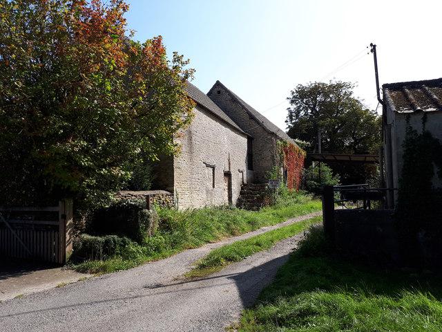 Farm buildings, Manor Farm, Norton