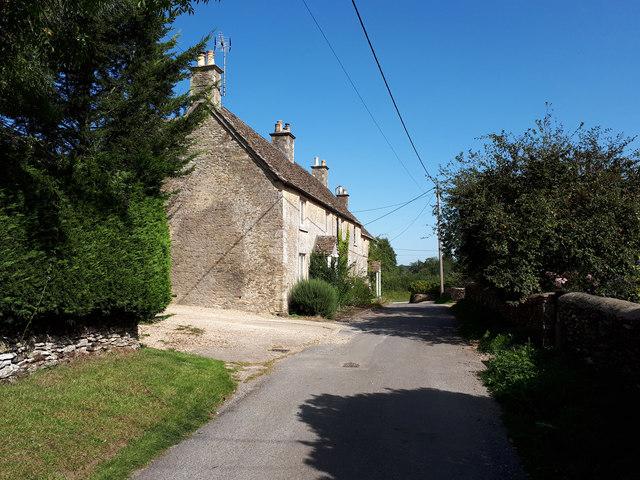 Cottages, Norton