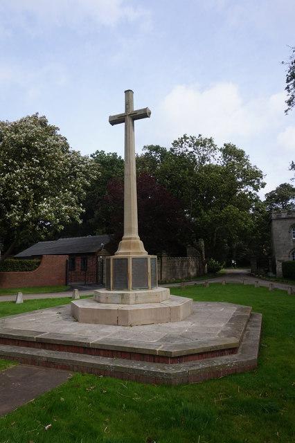War Memorial, Castle Eden
