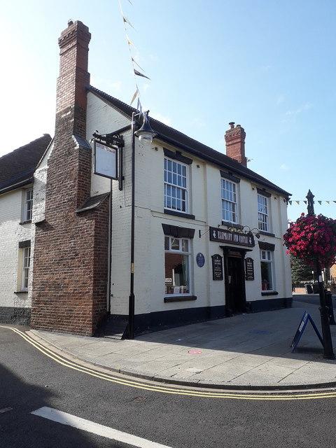 The Elephant & Castle, Dawley