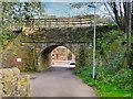 SD9726 : Bridge MVN2/121 Woodman Stony Lane by David Dixon