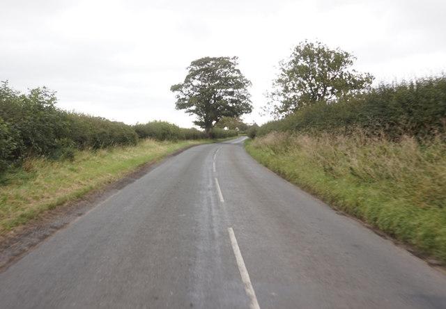 Minor Road south of Bishopton