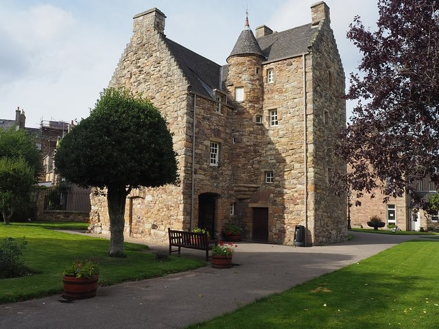 Mary Queen of Scots visitor centre