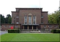 J3372 : Sir William Whitla Hall, Queen's University, Belfast by Gerald England