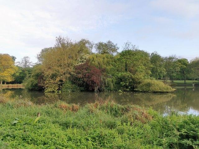 Decoy Pond, Hampden Park