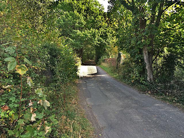 Farm Road occupation bridge