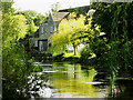 SP1500 : River Coln, Fairford by Brian Robert Marshall