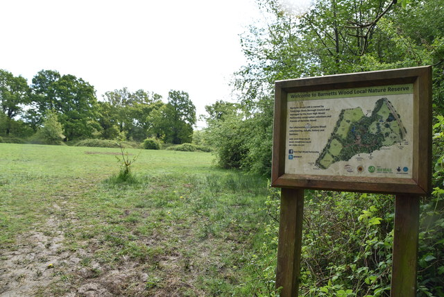 Barnett's Wood Reserve