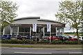 TQ5942 : Tunbridge Wells Hyundai by N Chadwick