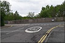 TQ5941 : Clifton Rd, Sandhurst Rd junction by N Chadwick