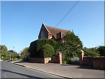 TL9734 : Constable, that's a Gainsborough: The Old Chapel Annexe, Nayland by Basher Eyre