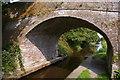 SJ3427 : Corbett's Bridge on the Montgomery Canal, near Rednal by Christopher Hilton