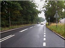TL4603 : B1393 High Road, Epping by Geographer