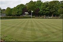 TQ5940 : Bowling green by N Chadwick