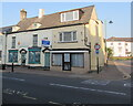 SO5012 : Former Tidings shop, Monnow Street, Monmouth by Jaggery
