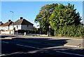 ST3090 : Early Autumn 2020 colours on a Malpas corner, Newport by Jaggery
