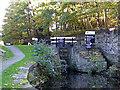 SE1416 : Huddersfield Narrow Canal - Lock 1E by Chris Allen