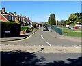 ST3091 : Bright blue sky, Malpas, Newport by Jaggery