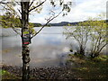 NN5006 : Loch Achray by Eirian Evans