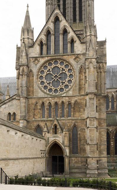 Lincoln Cathedral, North Transept