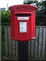 ST5438 : A priority postbox by Neil Owen