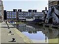 SO8218 : The Barge Arm in Gloucester Docks by Steve Daniels