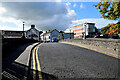 H4572 : Cloudy skies, Omagh by Kenneth  Allen