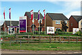 SJ9126 : Taylor Wimpey Marston Grange Development by Stephen McKay