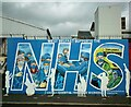 J3274 : West Belfast Supports The NHS by Gerald England