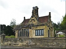 TQ5743 : Gate Lodge by N Chadwick
