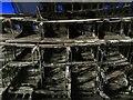 SU6200 : Portsmouth Dockyard - Mary Rose by Colin Smith