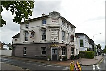 TQ5742 : The Imperial (closed) by N Chadwick