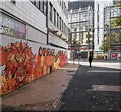 J3374 : Lower Garfield Street, Belfast by Rossographer