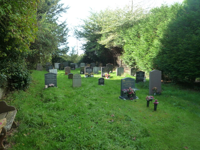 Churchyard at St. Peter's Church (Pipe and Lyde)