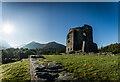 SH5859 : Dolbadarn Castle, Llanberis by Brian Deegan