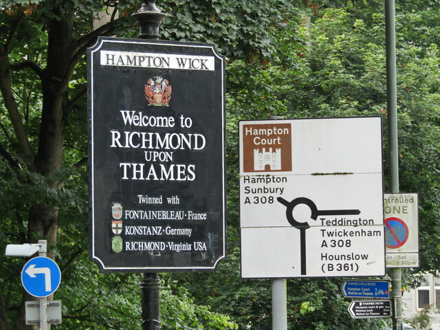 Welcome to Richmond upon Thames