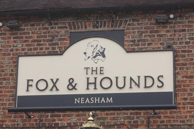 Fox & Hounds public house, Neasham