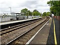 SK8188 : Gainsborough Lea Road railway station, Lincolnshire by Nigel Thompson